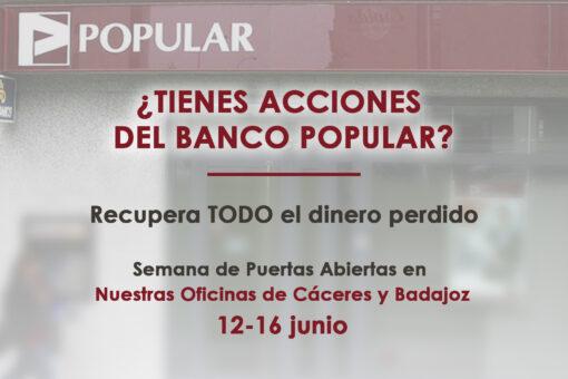 Acciones Banco Popular Picado Abogados